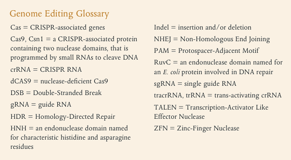 CRISPR/Cas9 & Targeted Genome Editing: New Era in Molecular Biology ...